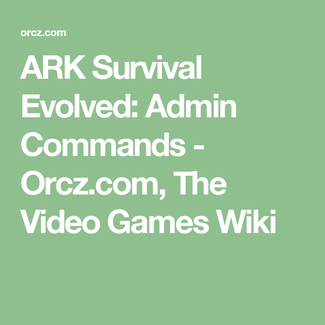 cheat codes for ark survival evolved pc