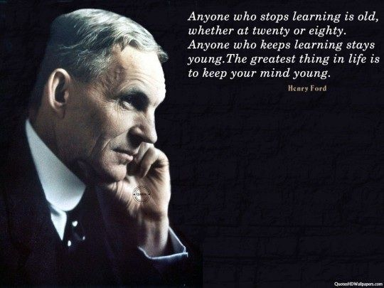Ford Quotes Classy Henry Ford  Times And Role Models  Pinterest  Henry Ford Decorating Inspiration