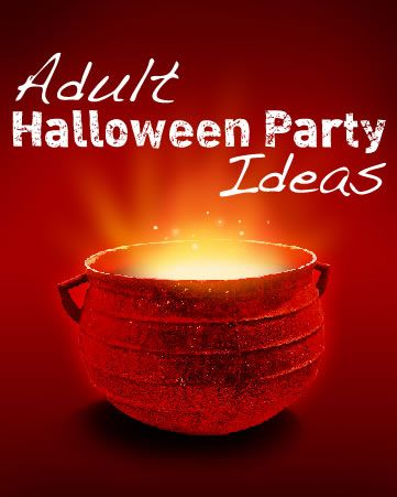 idea halloween party decoration Adult