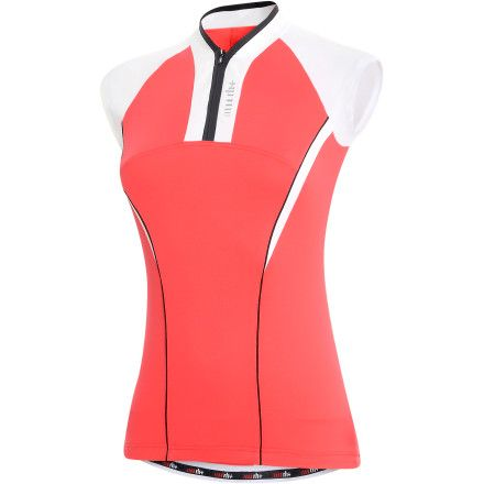 Zero Rh Fusion Jersey Short Sleeve Women S Athletic Tank