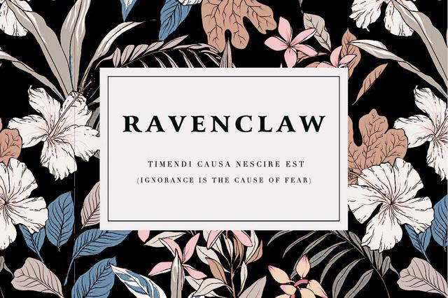 aesthetic ravenclaw laptop wallpaper