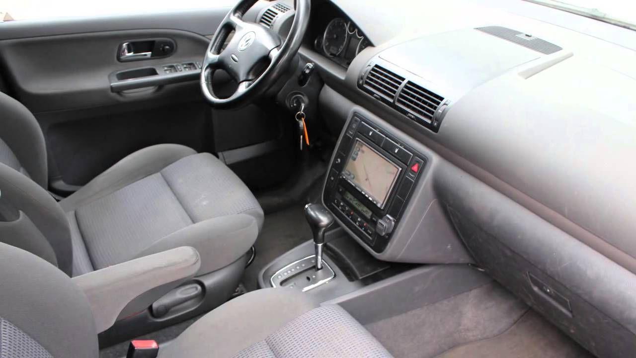 Volkswagen Sharan 2 8 V6 Highline Automaat Navi 7pers Dvd Ecc 204pk Volkswagen Dvd Car Seats