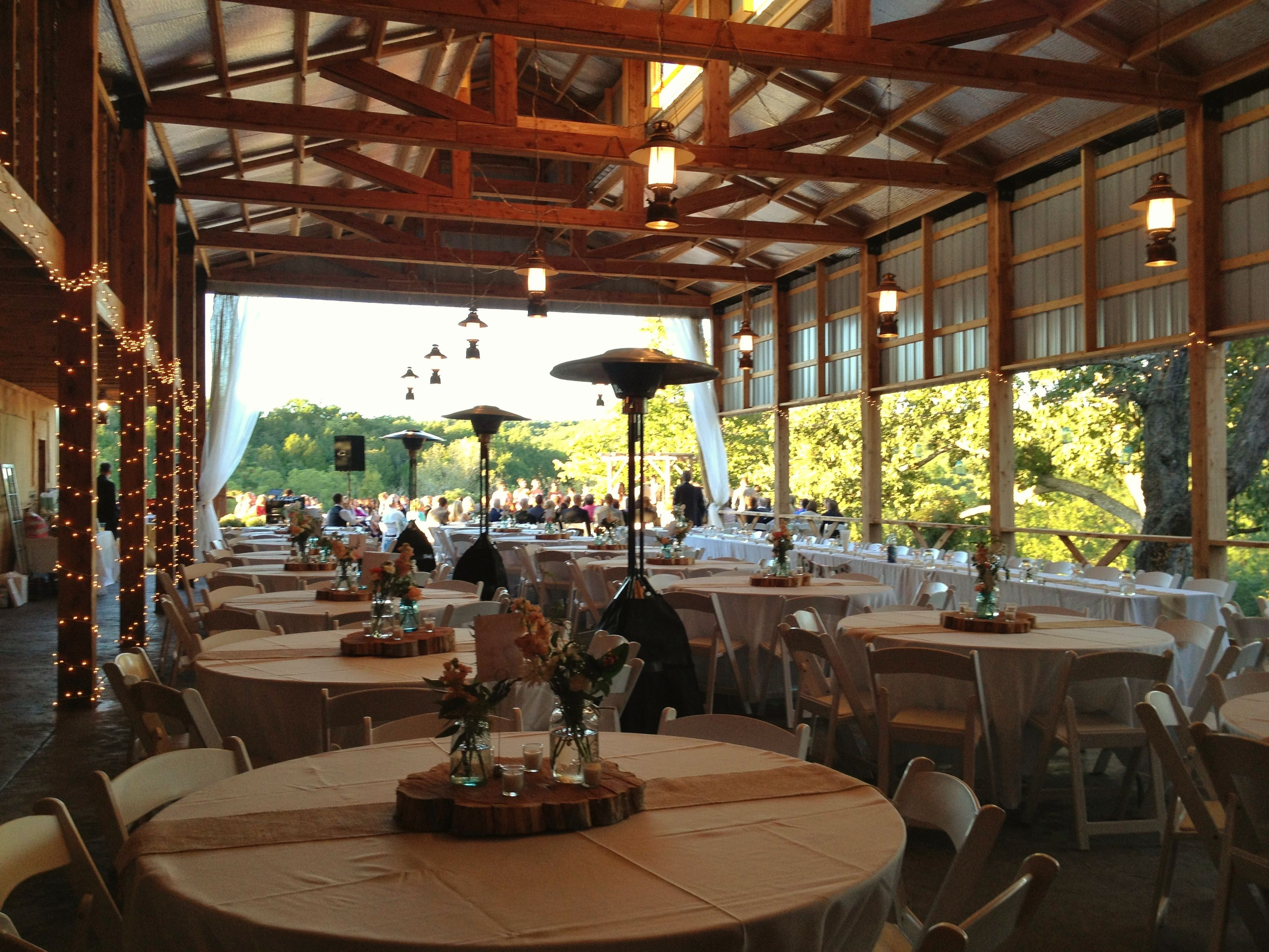 Country Chic Wedding St Louis MO Haue Valley Weddings