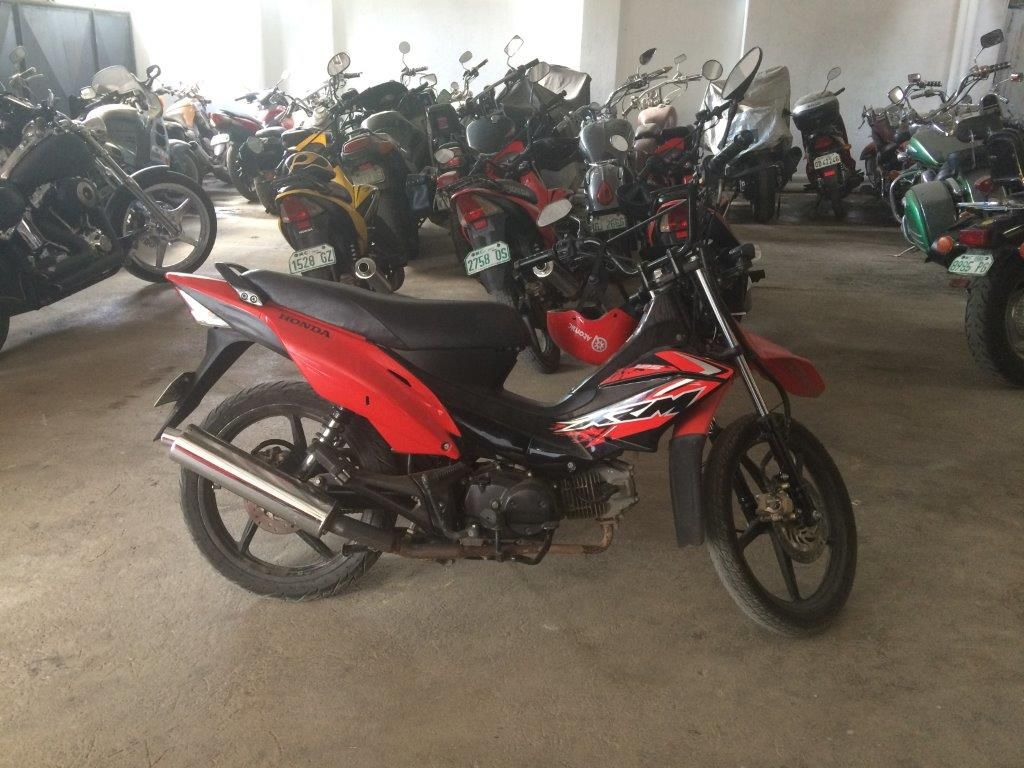 Honda Philippines Honda Xrm 125 Hire In Siquijor Island Rent A