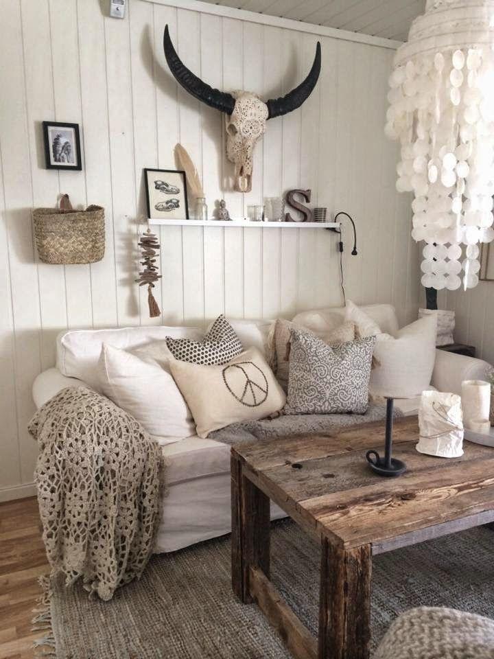 western decor ideas for living room. Pura esencia n rdica  Nordic Pure essence Rustic Western DecorRustic Living Room rooms