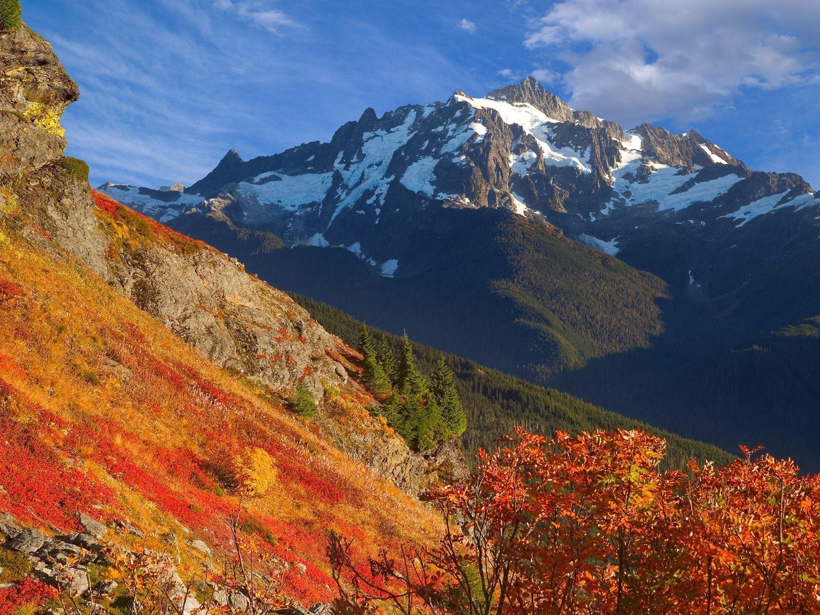 foto de Fond d écran hd : paysage de montagne Paysage montagne