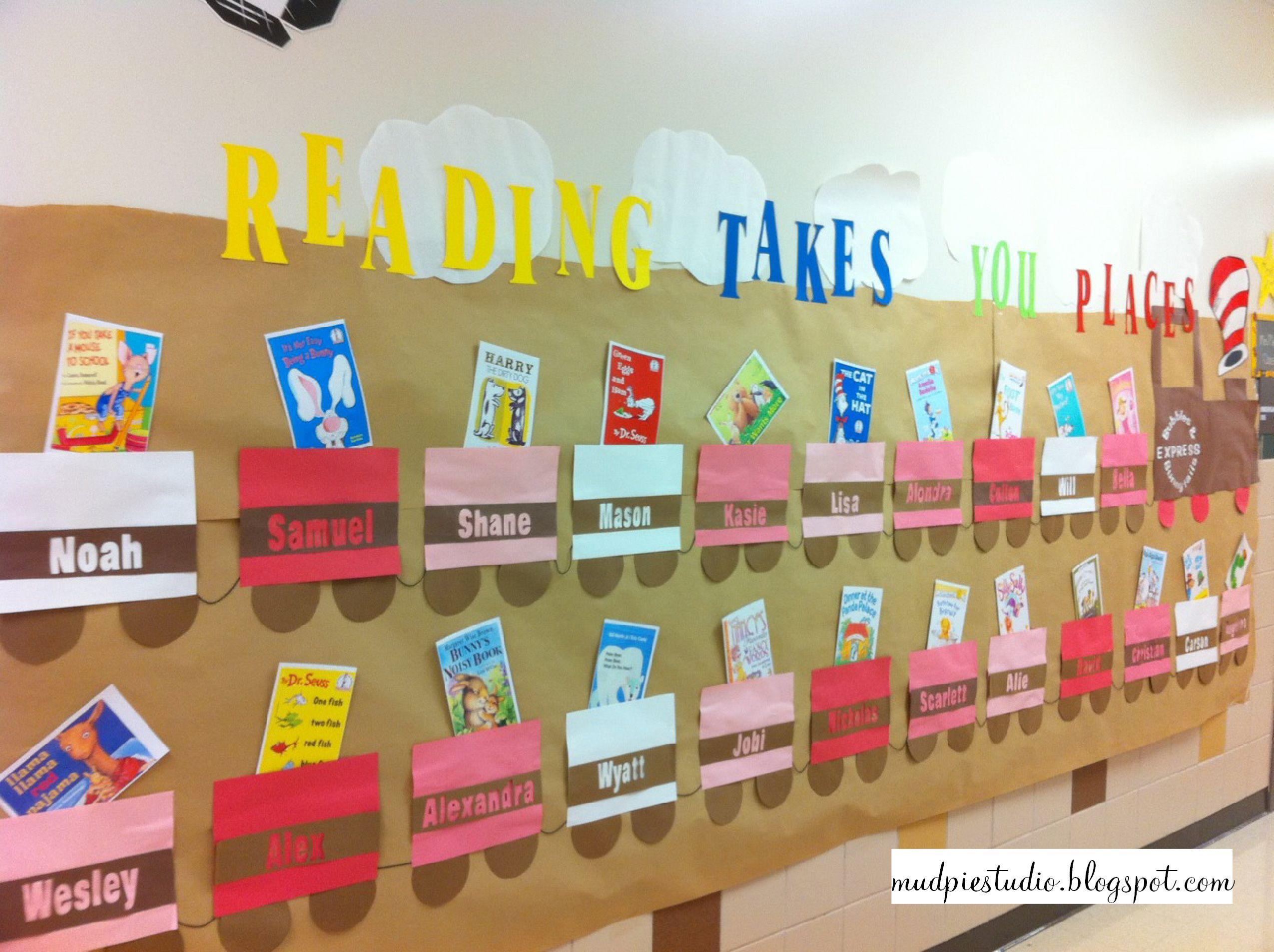 Classroom Bulletin Design : Dr seuss bulletin board school classroom