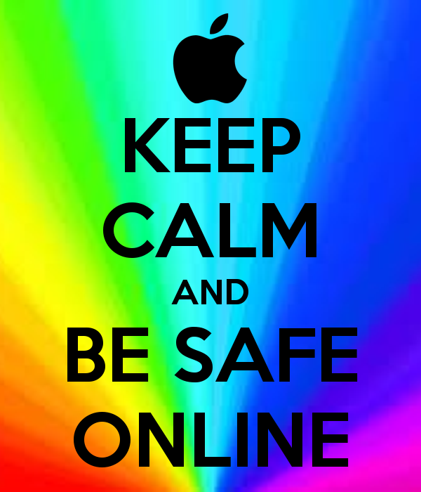 KEEP CALM AND BE SAFE ONLINE | Keep calm, Safe dating sites, Cyber safety