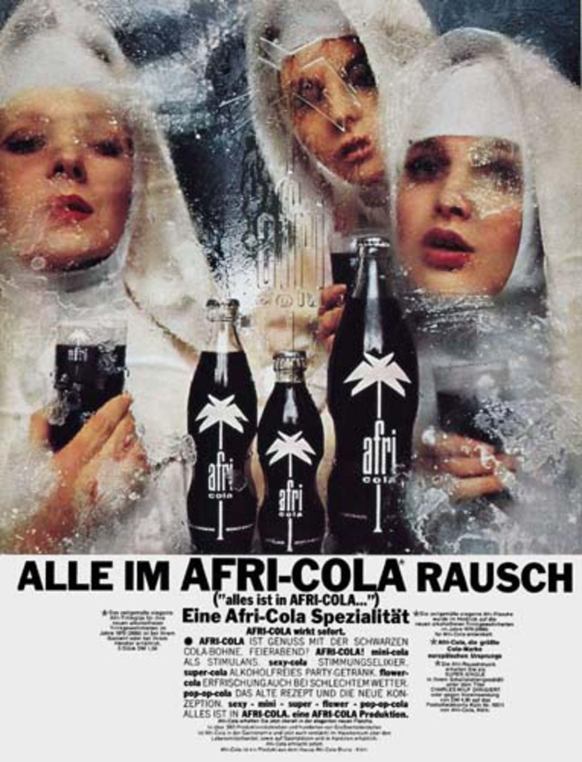 Title Mit Bildern Afri Cola Alte Werbung Ische