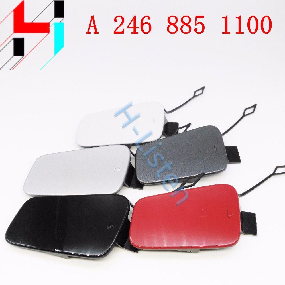Bumper Tow Eye Cover For Mercedes Benz 2468851100 A 245 885 1100