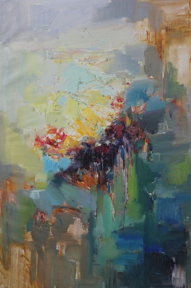 Larger than life abstracts, for when you need some impact on that huge wall.