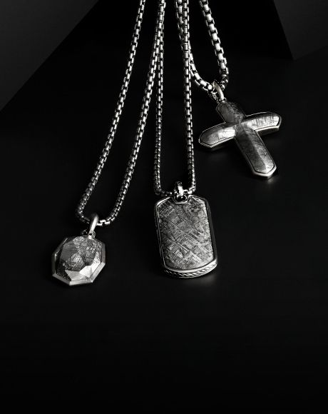 Mens Jewelry Designer Jewelry for Men David Yurman Jewelry