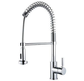 View The Miseno MK281 Cardini Commercial Style Pre Rinse Kitchen Faucet At  FaucetDirect.com