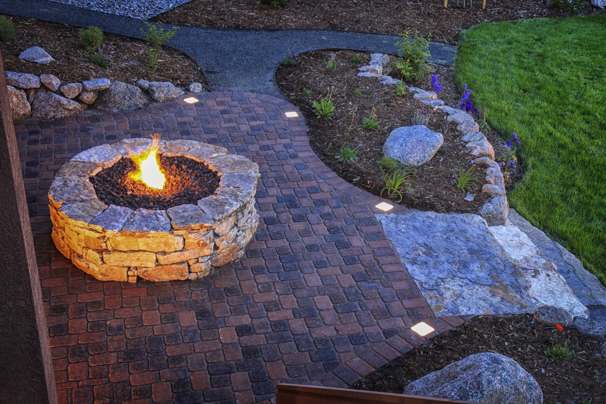 50 DIY Fire Pit Design Ideas, Bright the Dark and Fire the ...