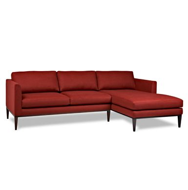 Sectional Sofa By American Leather