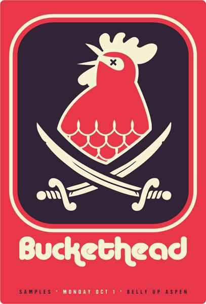 Samples - Buckethead