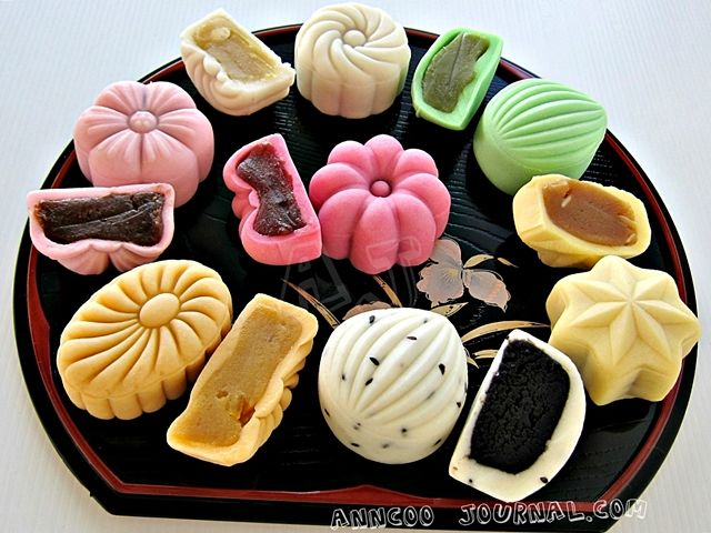 Snow Skin Mooncake Recipes — Dishmaps