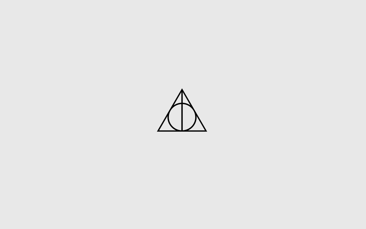 Harry Potter Minimalist Desktop Backgrounds 1280x800 Asked By Anonymous Feel Free To Us Desktop Wallpaper Harry Potter Harry Potter Wallpaper Minimal Wallpaper