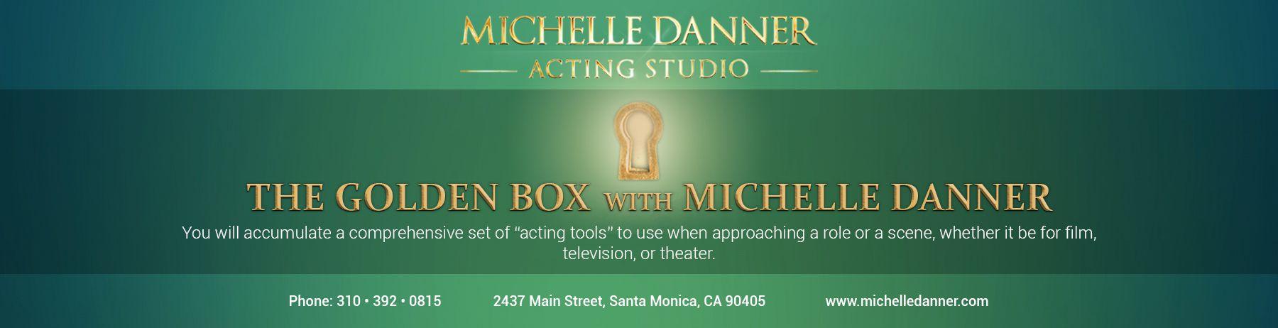 """""""GOLDEN BOX"""" Best acting schools, Acting school, Online"""