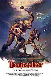 Deathstalker Rotten Tomatoes Movie Posters Fantasy Movies Best Movie Posters