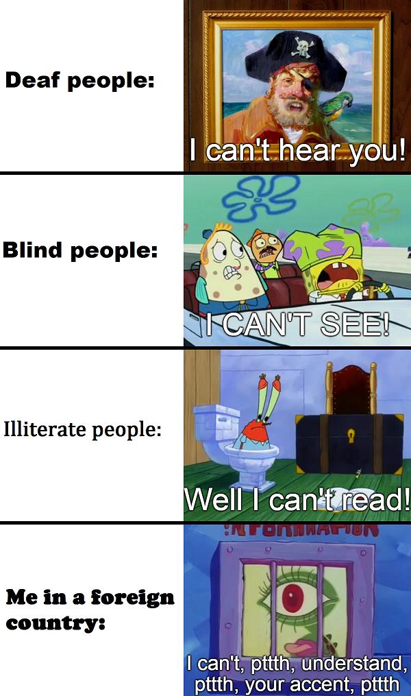 I Can T Even Funny Spongebob Memes Funny Relatable Memes Funny Black Memes