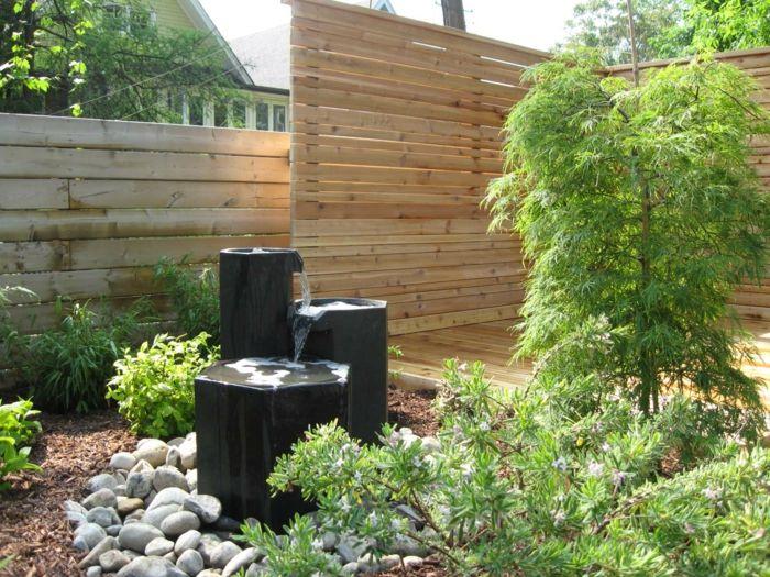 Wasserfall Im Garten Selber Bauen   99 Ideen, Wie Sie Die Harmonie Der  Natur Genießen