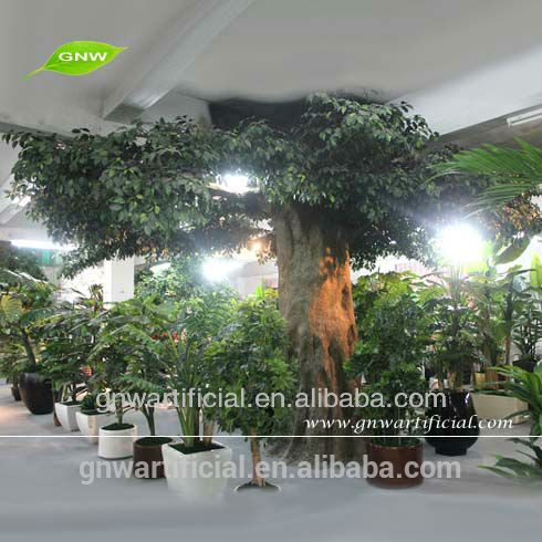 Large Artificial Decorative Plastic Banyan Tree For Hotel Restaurant Garden Banyan Tree Artificial Trees Topiary Trees