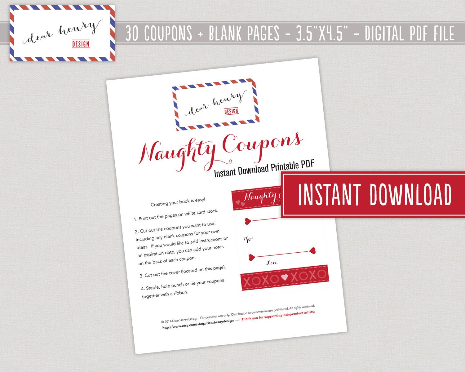 mature+sexy+love+coupons+naughty+printable+by+dearhenrydesign,+$5.00