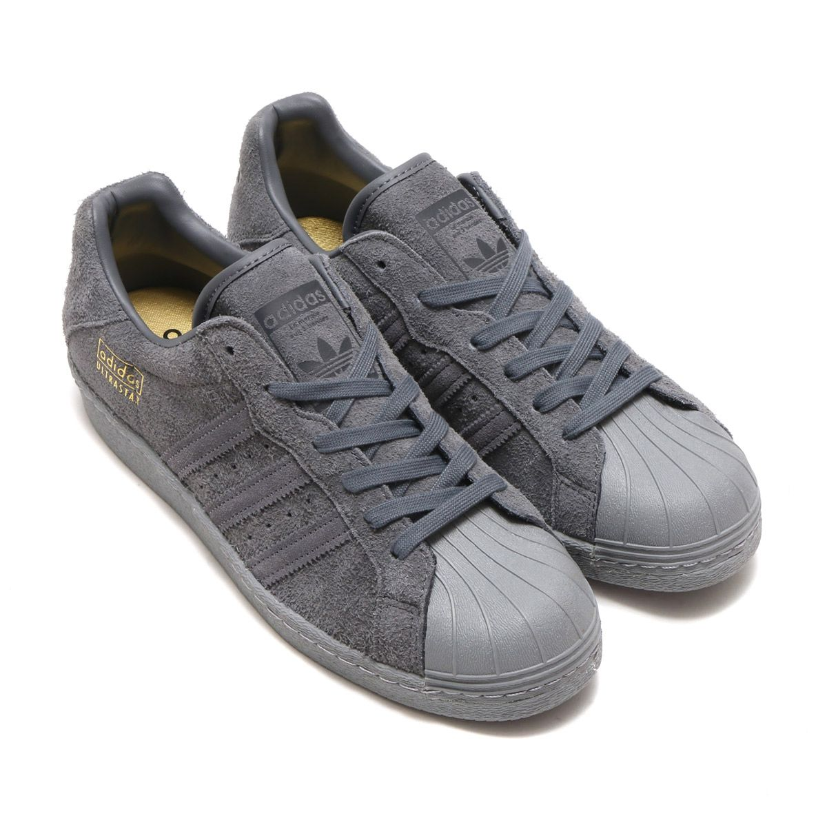 3b3f903214c9 adidas Originals ULTRASTAR 80s GREY FIVE UTILITY BLACK GREY THREE ...