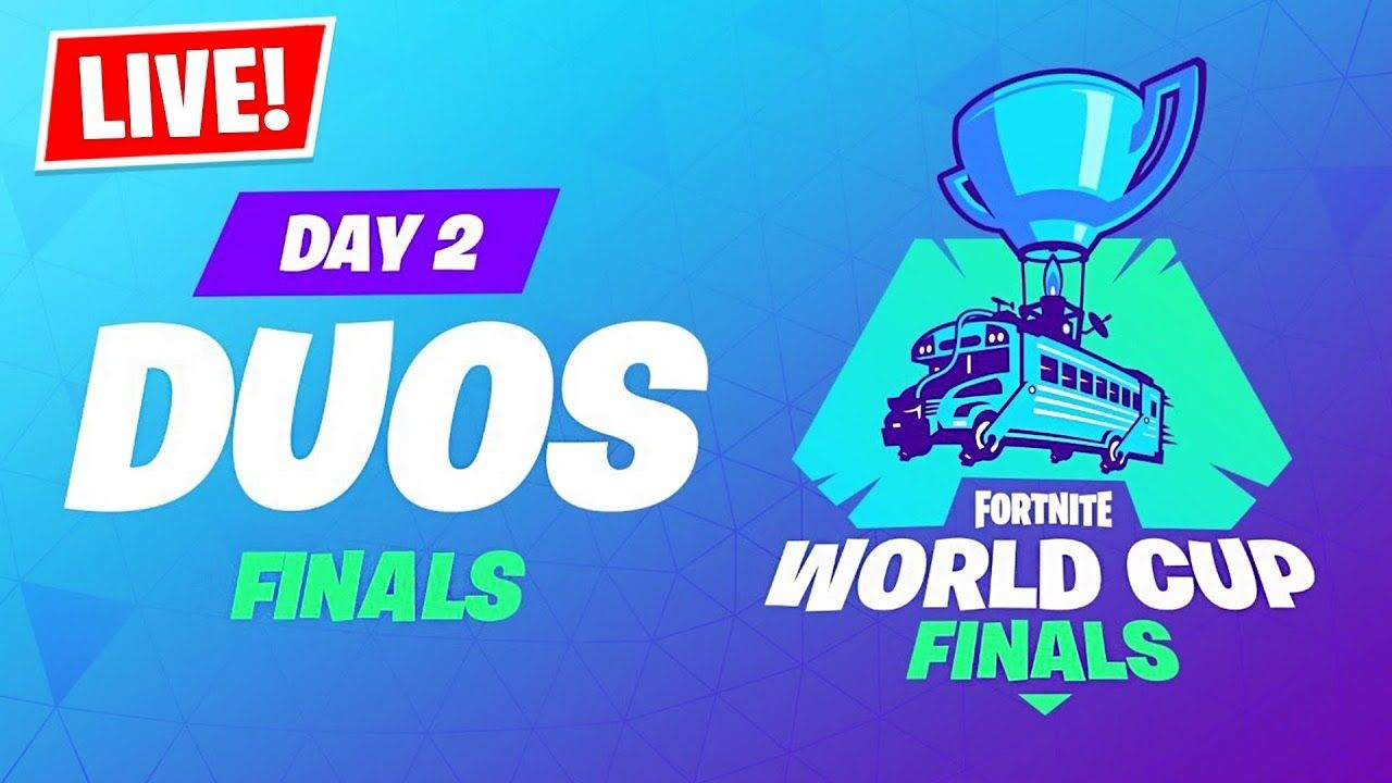 Epic Games Announces Fortnite World Cup Creative Fortnite Epic Games World Cup