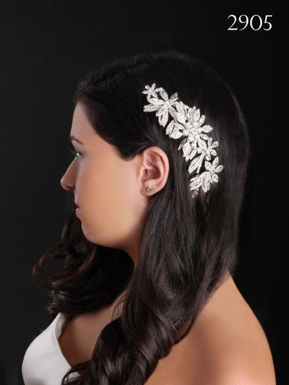 Berger - 2905 - All Dressed Up, Headpiece