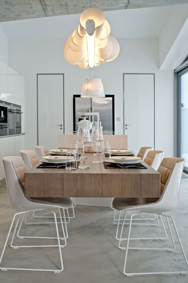Hervorragend Holz Rustikal Haus Einrichten Modern Stilvoll Stühle