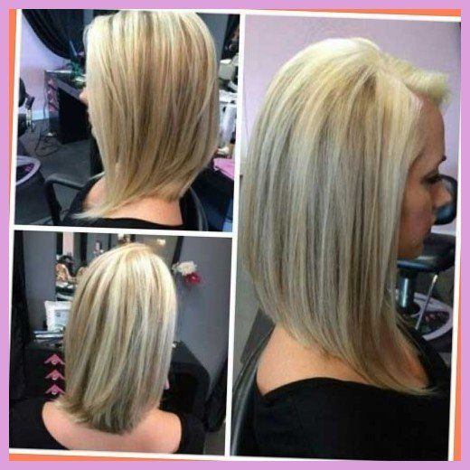 1000+ ideas about Long Inverted Bob on Pinterest | Inverted bob ...