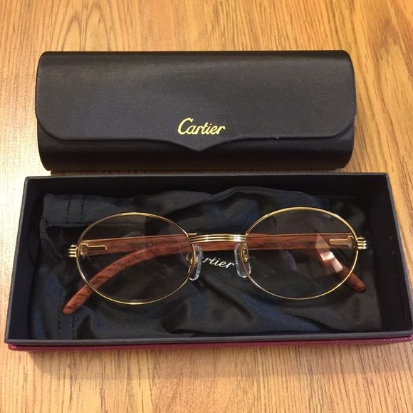 6c0671b67c Cartier Giverny vintage sunglasses Brand new comes with everything Cartier  Accessories Glasses