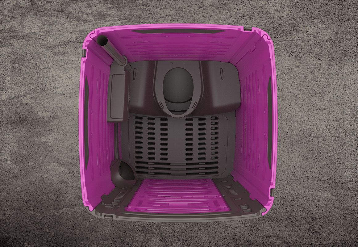 Rapidloo Pro With Images Portable Toilet Portable Restrooms Ergonomic Solutions