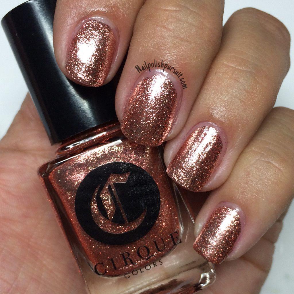 Nail polish colors holiday 2015