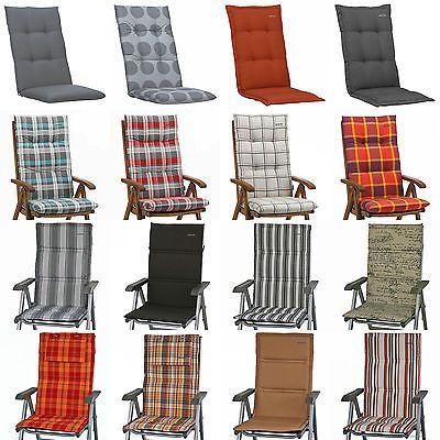 20 farben kettler gartenm bel auflagen polster kissen sitzkissen f r hochlehner ayk world. Black Bedroom Furniture Sets. Home Design Ideas