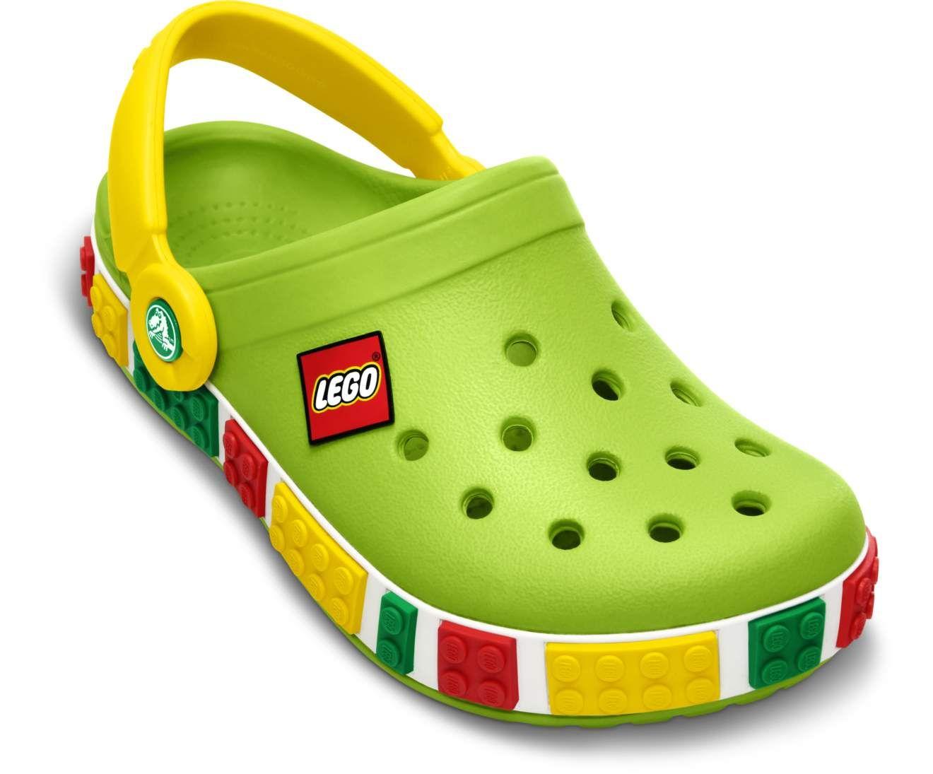 70820384094f Crocs™ Crocband™ Kids  LEGO® Clog