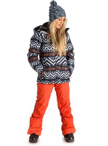 4d8c2eafc4a4c Create your own snowboard outfit: Mix 'n match - Roxy | Snowboarding ...