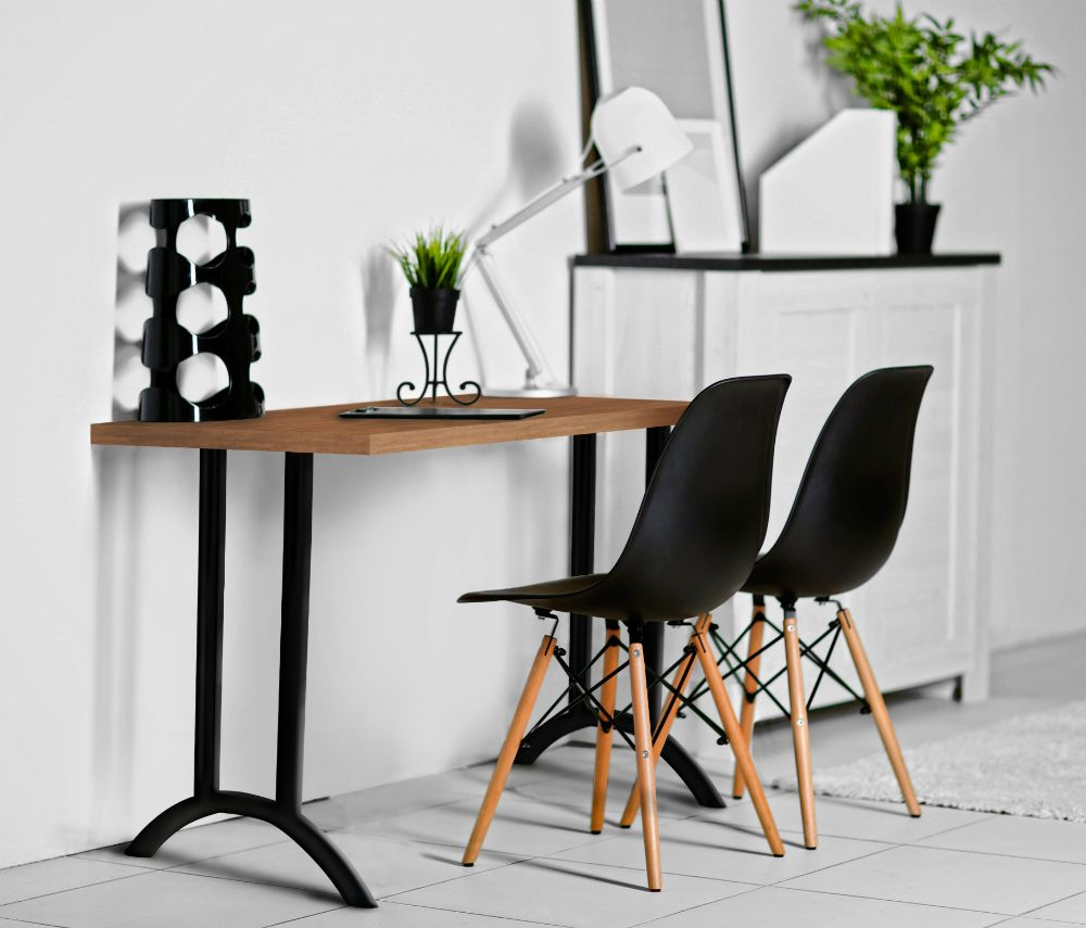 Ceres Office Table by MyOfficeTable. 6 top finishes available. Free Shipping.