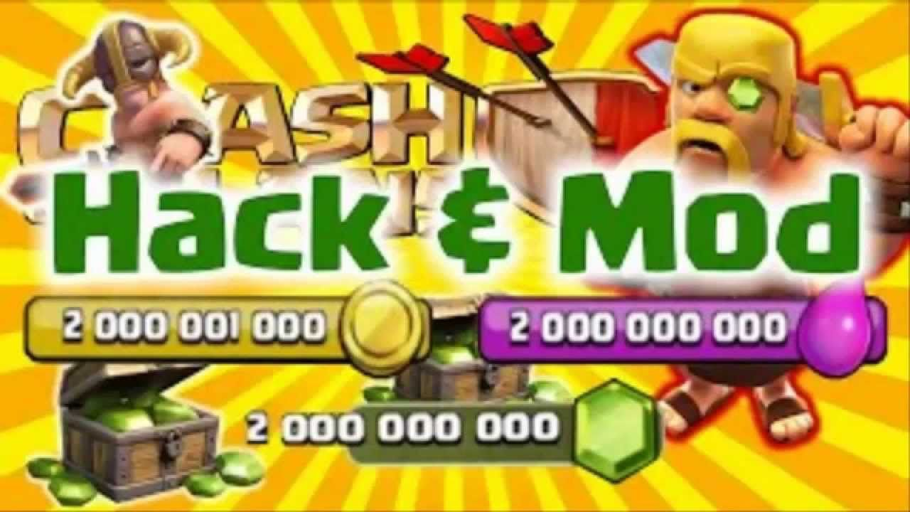 Clash Of Clans Hack Official Server Hack Permanent Gems No Root