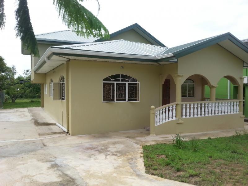 House Gasparillo House For Sale Gasparillo Ad 730416 Trinidad Trinidad And Tobago House Front