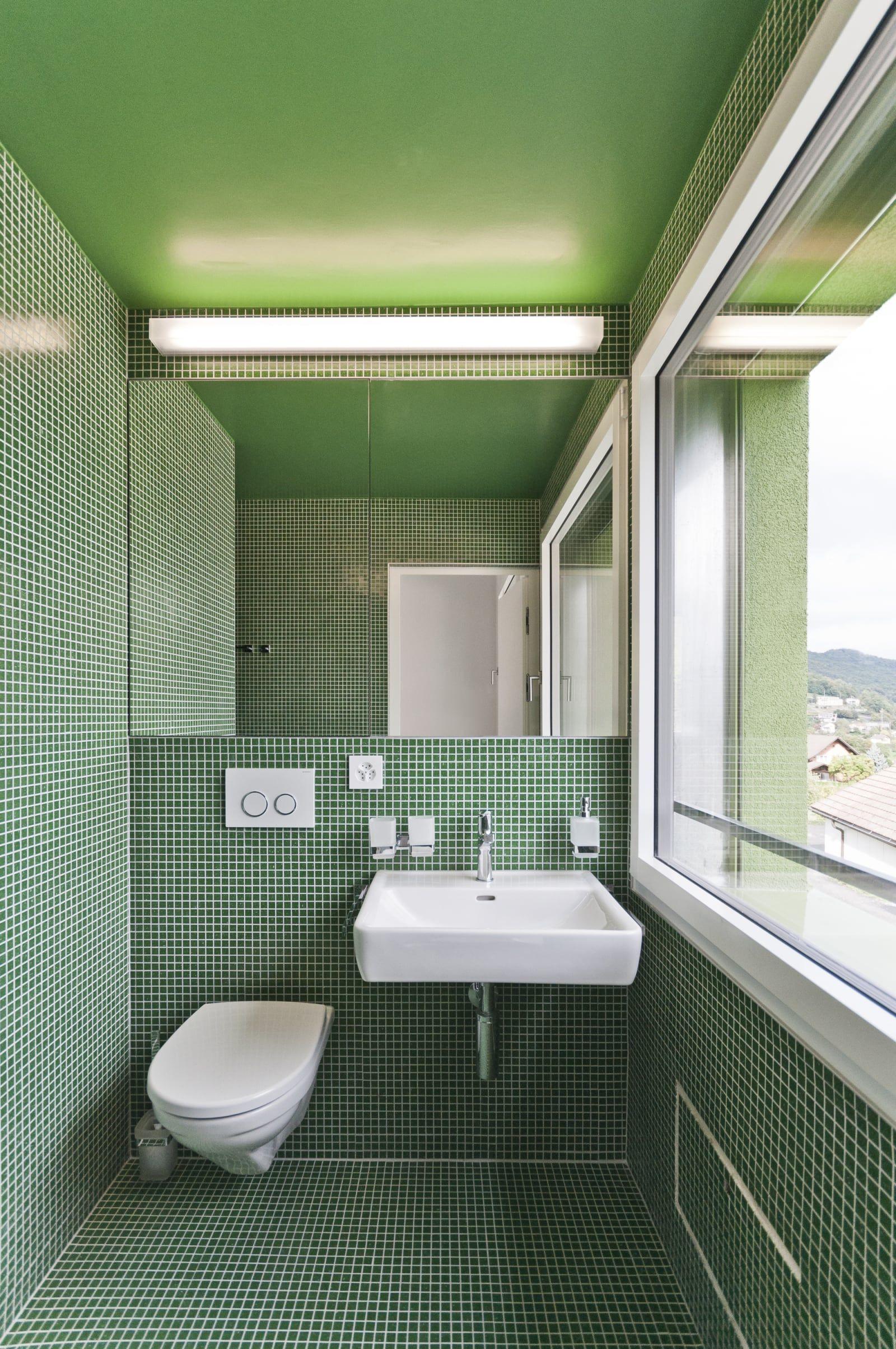 Meuble Salle De Bain Pierre Et Bois ~ Meyer Architecture Maison Catanese Salle De Bains Pinterest
