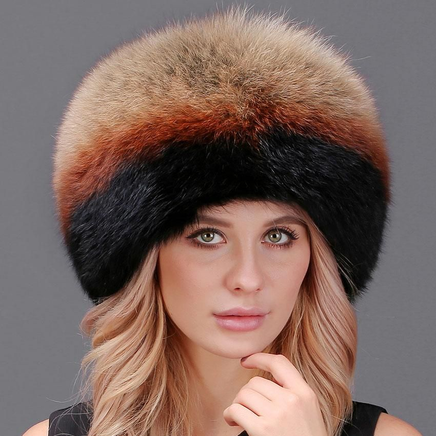 65b1c263bc6 Fox Fur Women s Winter Princess Cap w Three Tassels – Thick Chick Treasures
