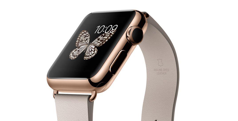 Apple Watch Conocemos la resolución de su pantalla Gold