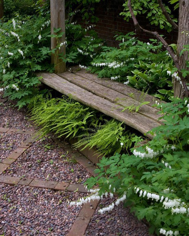 24 Woodland Garden Design Fancydecors Shade Landscaping Shade Garden Design Shade Garden