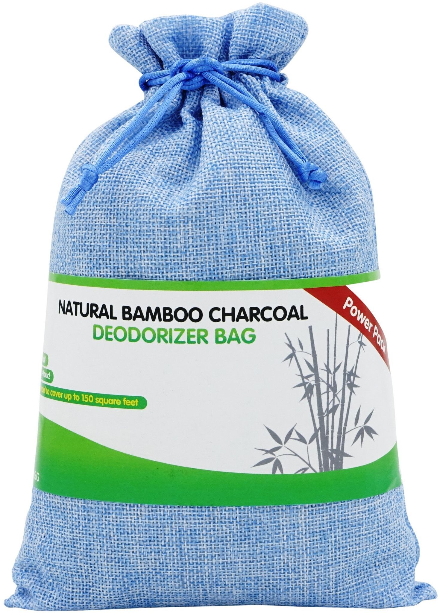 Natural Bamboo Charcoal Deodorizer Bag Power Pack Bamboo