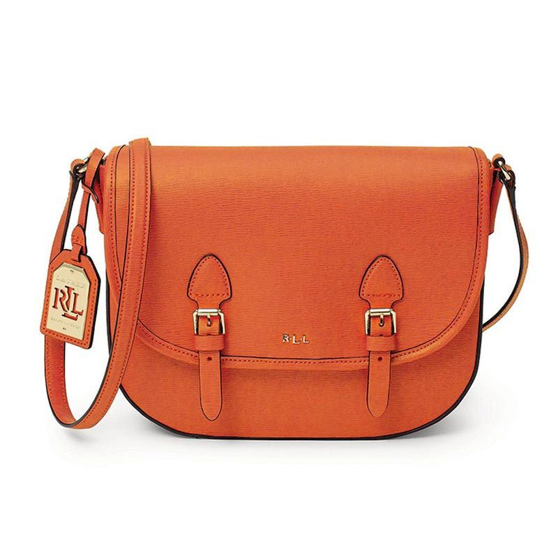 http://bit.ly/24L7Jn2 Ralph Lauren Tate Saddle Bag from ELITIFY #ShopNow #ELITIFY