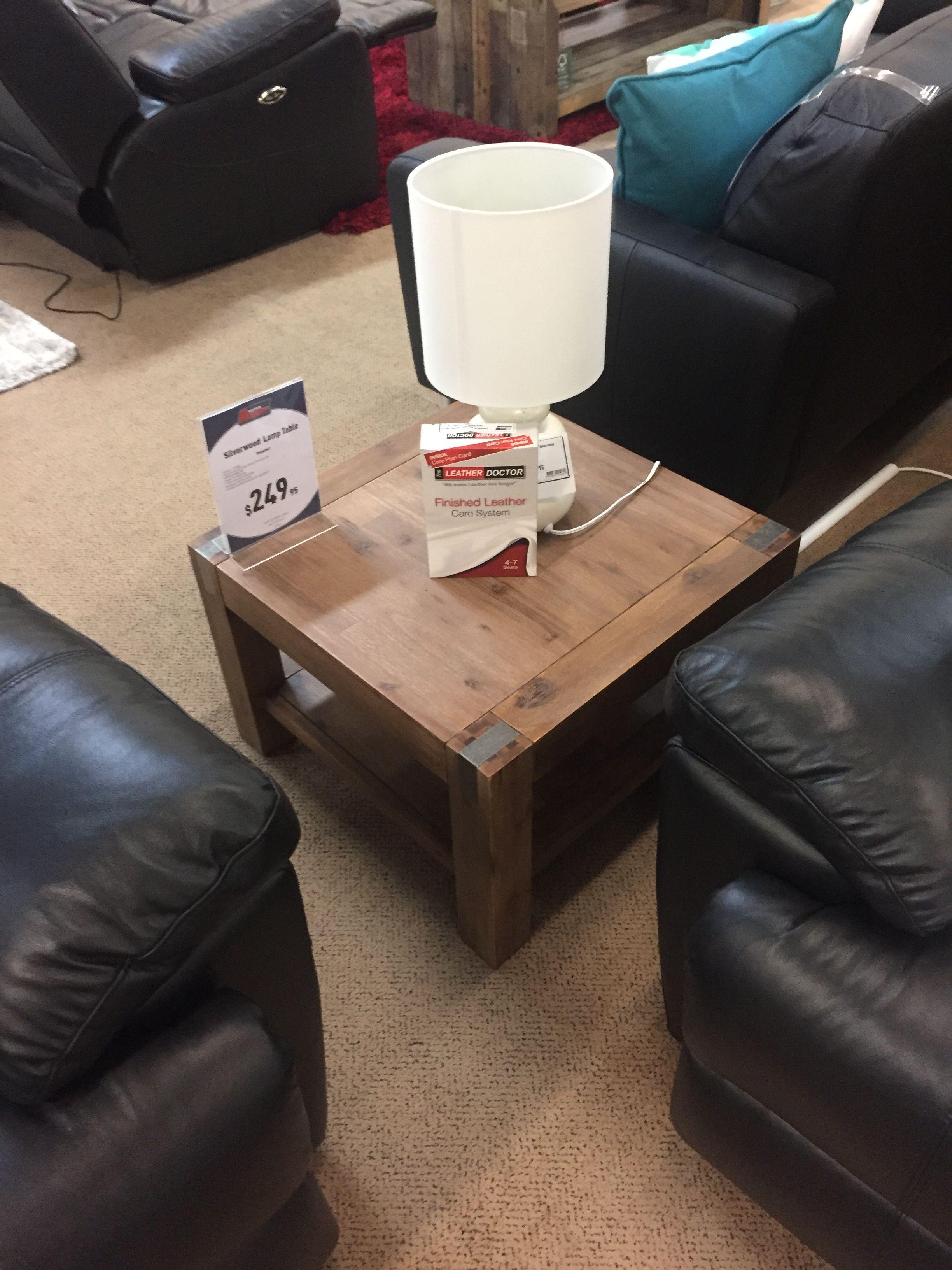 Silverwood Coffee Table Super Amart