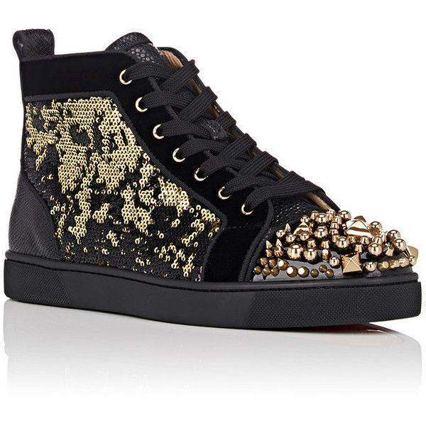 83bb4c6849d ... france christian louboutin mens mad sneaks flat sneakers 1495 liked on  polyvore featuring mens eaf06 009e1